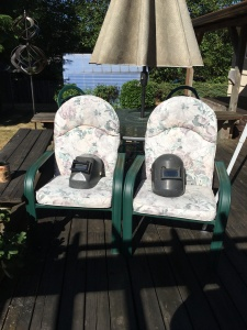 Solar Eclipse Helmets