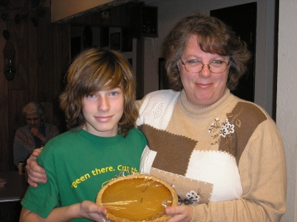 Laurie Ryan Thanksgiving