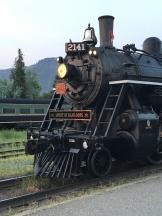 Laurie Ryan Steam Train 4